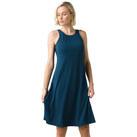 Prana Skypath Kleid Damen atlantic